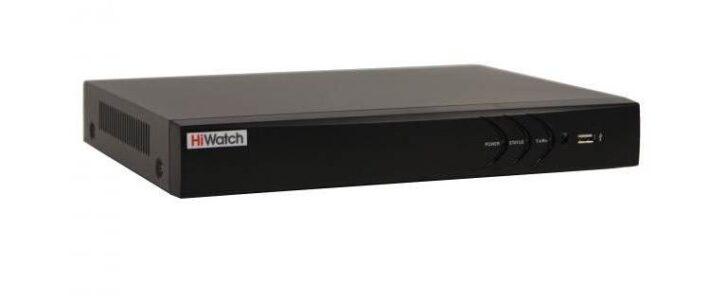 16 канальный видеорегистратор DS-N316/2P (B) с PoE питанием камер